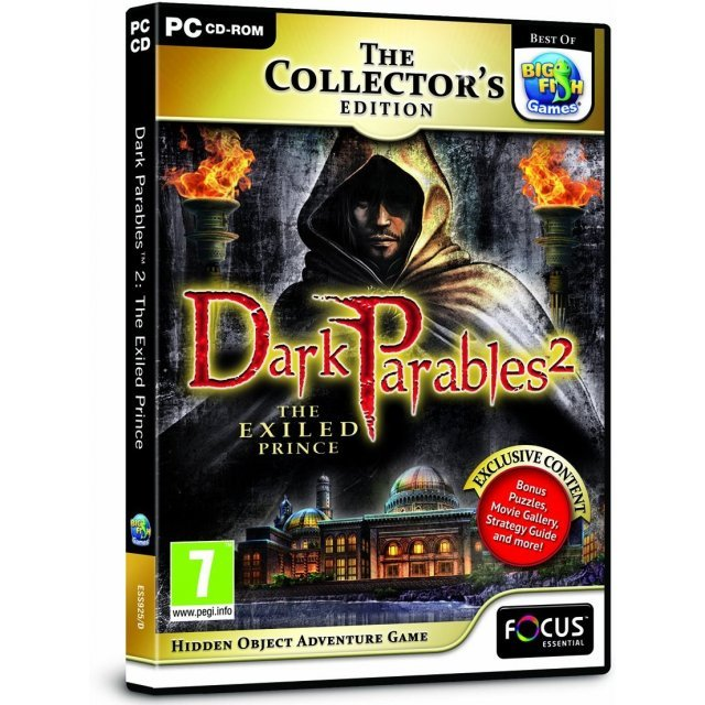 Dark Parables 2: The Exiled Prince (Collector's Edition) (DVD-ROM)