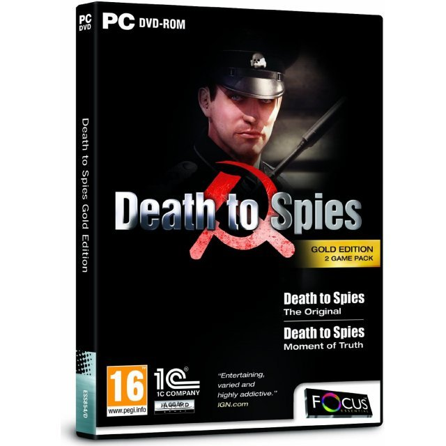 Death to Spies Gold Edition (DVD-ROM)