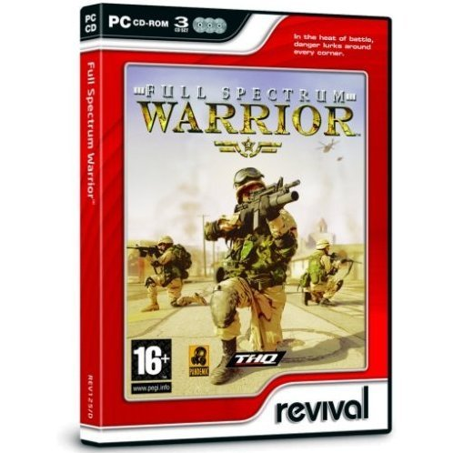 Full Spectrum Warrior (Revival) (DVD-ROM)