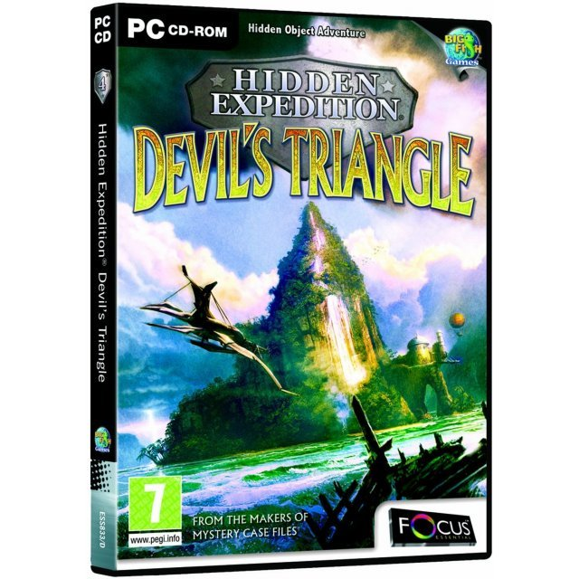 Hidden Expedition: Devil's Triangle (DVD-ROM)