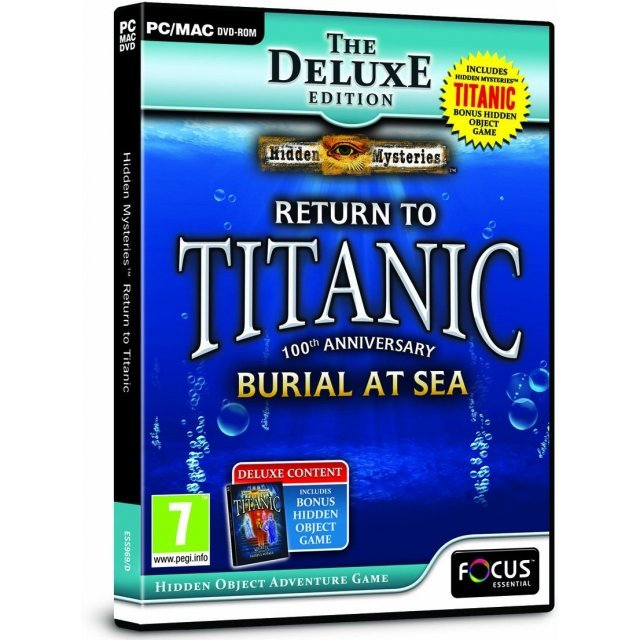 Hidden Mysteries: Return to Titanic (Deluxe Edition) (DVD-ROM)