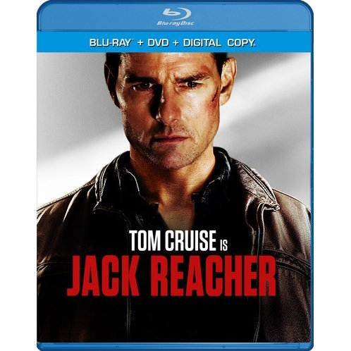 Jack Reacher [Blu-ray+DVD+Digital Copy]