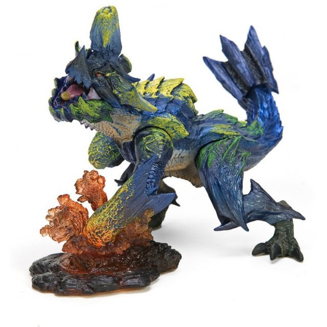 Monster Hunter DXF Statue Model Monsters 4: Bracchidios