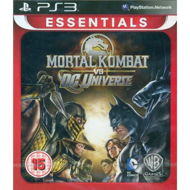Mortal Kombat vs. DC Universe (Essentials)