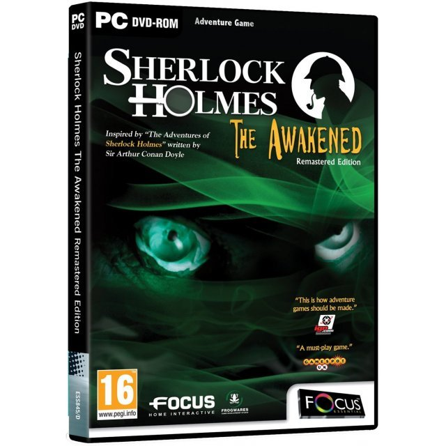 Sherlock Holmes: The Awakened (Remastered Edition) (DVD-ROM)