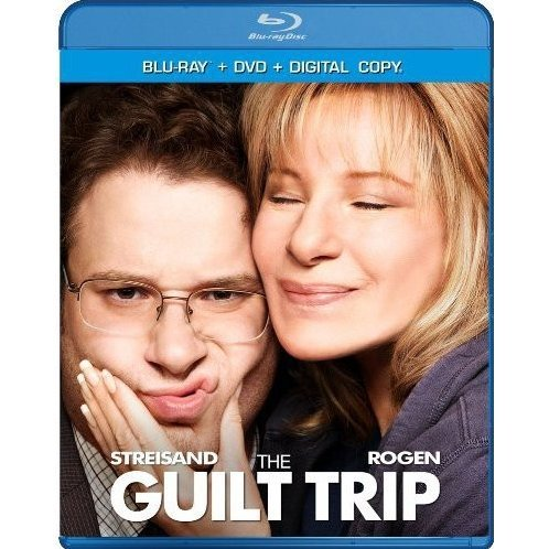 The Guilt Trip [Blu-ray+DVD+Digital Copy]