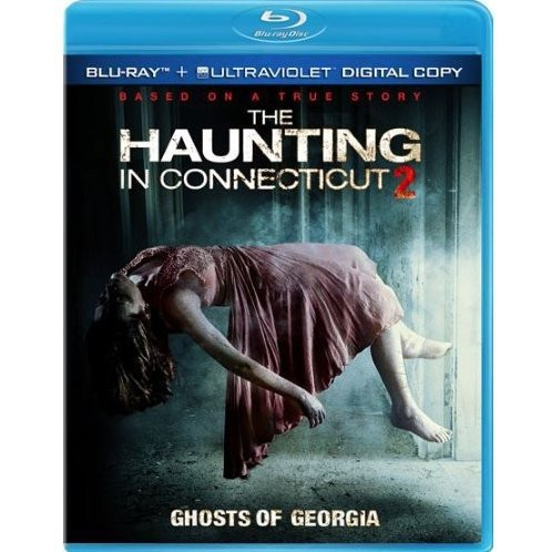 The Haunting in Connecticut 2: Ghosts of Georgia [Blu-ray+UV Digital Copy]