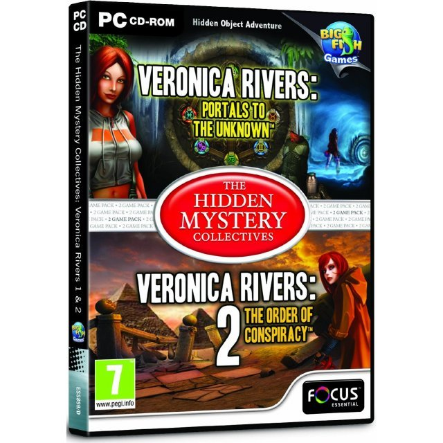The Hidden Mystery Collectives: Veronica Rivers 1 & 2 (DVD-ROM)