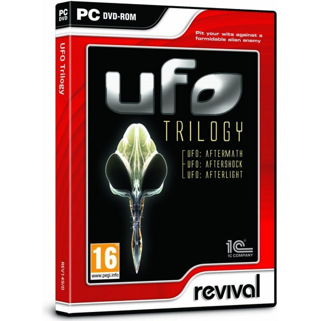 UFO: Trilogy (Revival) (DVD-ROM)