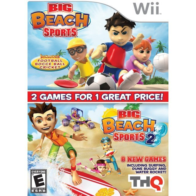Big Beach Sports 2-Pack