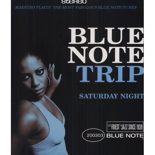 Blue Note Trip: Vol. 1-Saturday Night