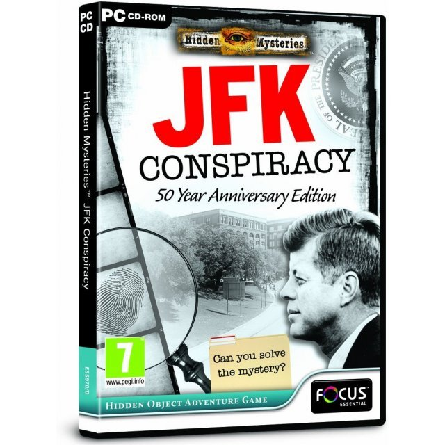 Hidden Mysteries: JFK Conspiracy (DVD-ROM)