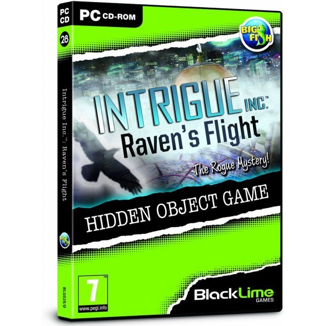Intrigue Inc.: Raven's Flight (Black Lime) (DVD-ROM)