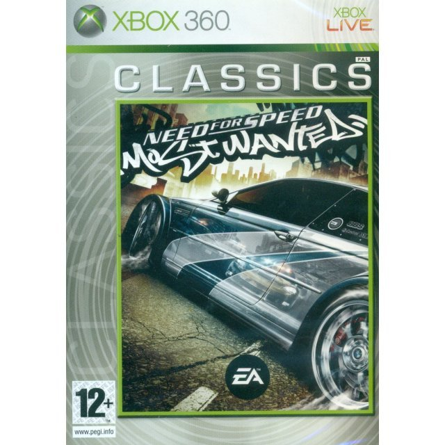 Need for Speed: Most Wanted (Classics)