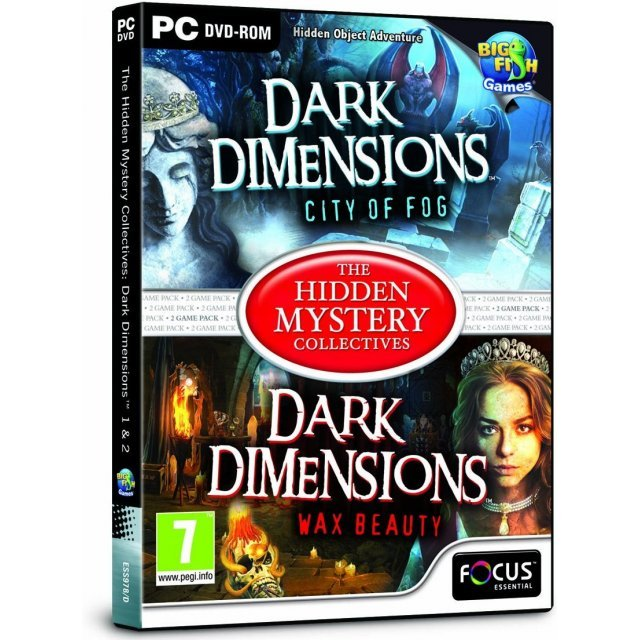 The Hidden Mystery Collectives: Dark Dimensions 1 & 2 (DVD-ROM)