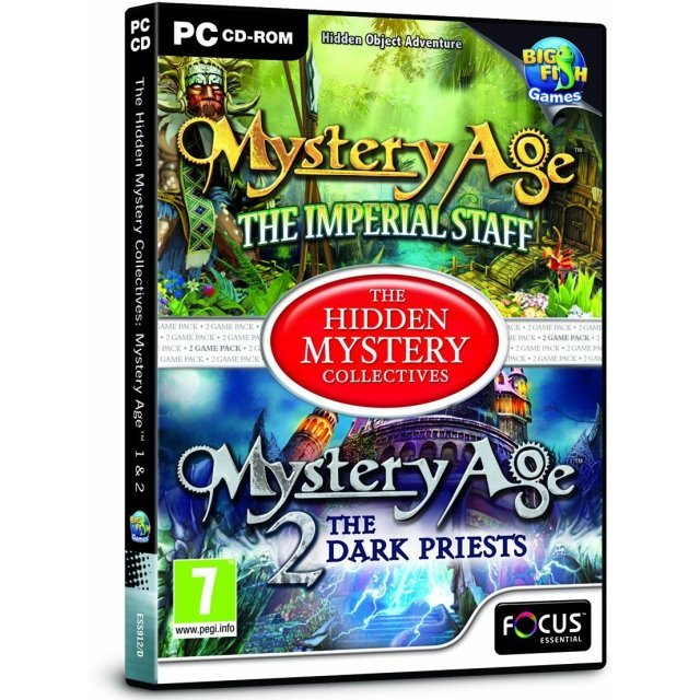 The Hidden Mystery Collectives: Mystery Age 1 & 2 (DVD-ROM)