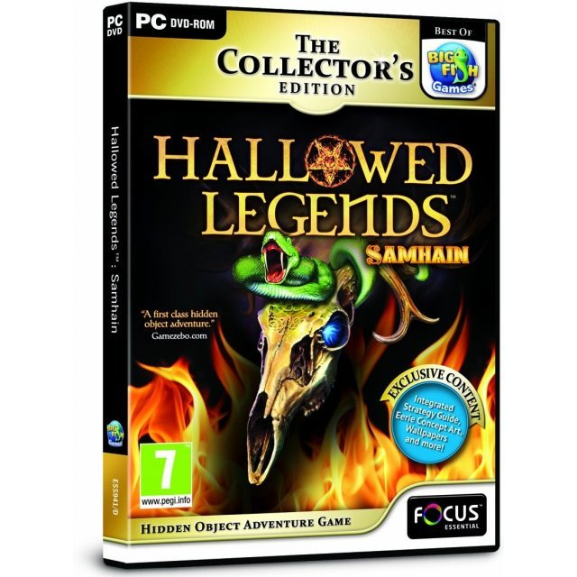 Hallowed Legends: Samhain (Collector's Edition) (DVD-ROM)