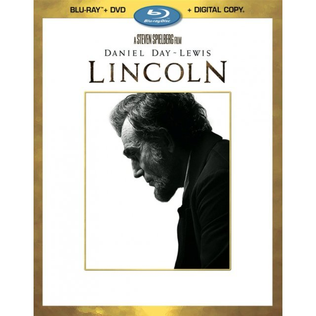 Lincoln [Blu-ray+DVD+Digital Copy]
