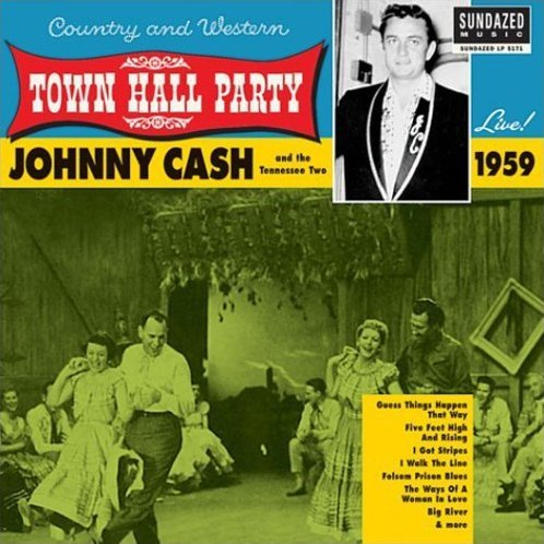 Live at Town Hall Party 1959!