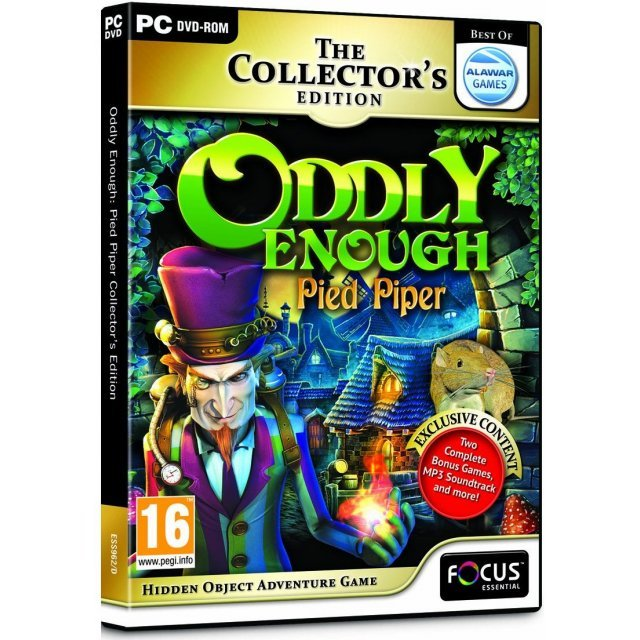 Oddly Enough: Pied Piper (Collector's Edition) (DVD-ROM)