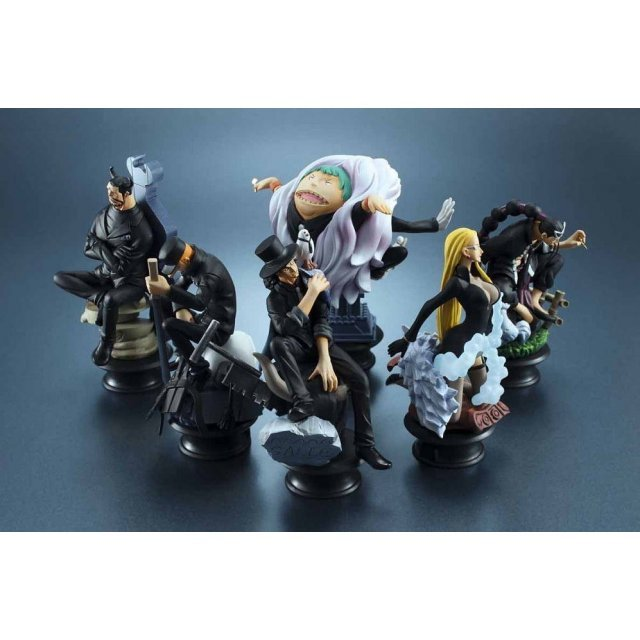 One Piece Chess Pieces Collection R Vol.4