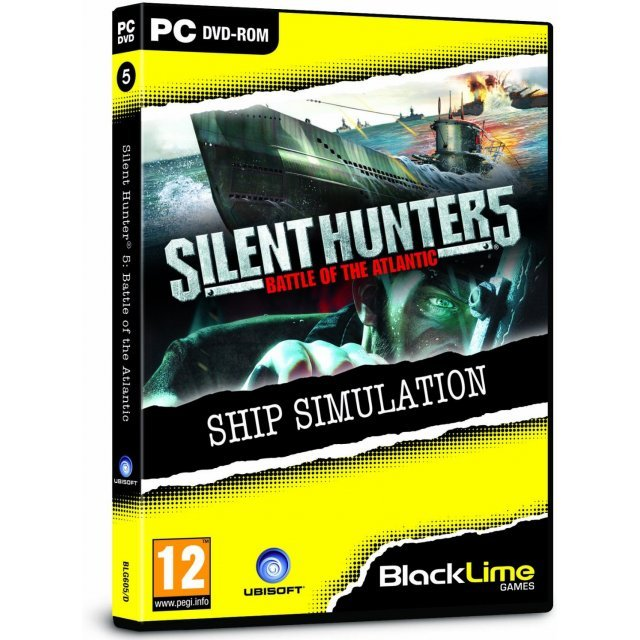 Silent Hunter 5: Battle of the Atlantic (DVD-ROM)