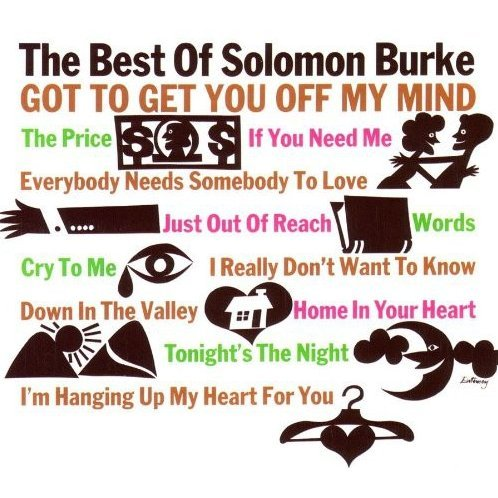 Best of Solomon Burke