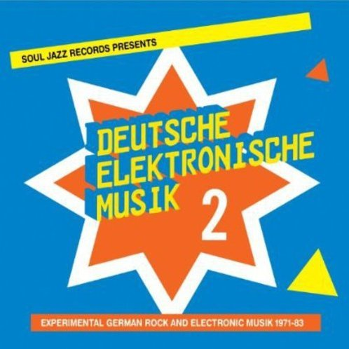 Elektronische Musik Experimental German Rock: Vol. 2 - Elektronische Musik Experimental (Pt LP 1)