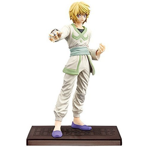 Hunter x Hunter DXF Pre-Painted PVC Figure Vol. 5: CURARPIKT