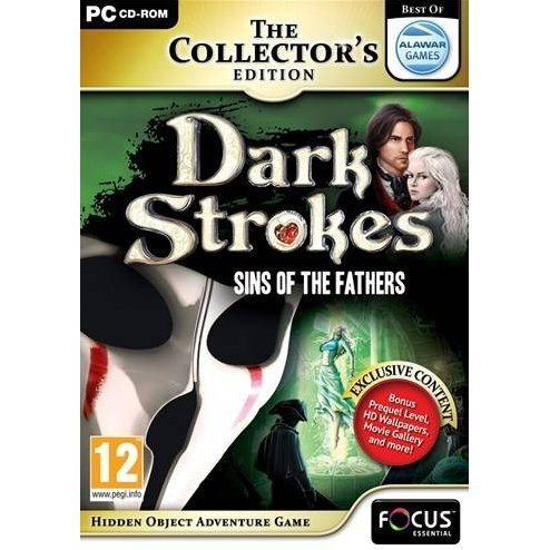 Dark Strokes: Sins of the Fathers (Collector's Edition)