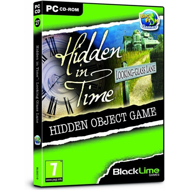 Hidden in Time: Looking Glass Lane (DVD-ROM)