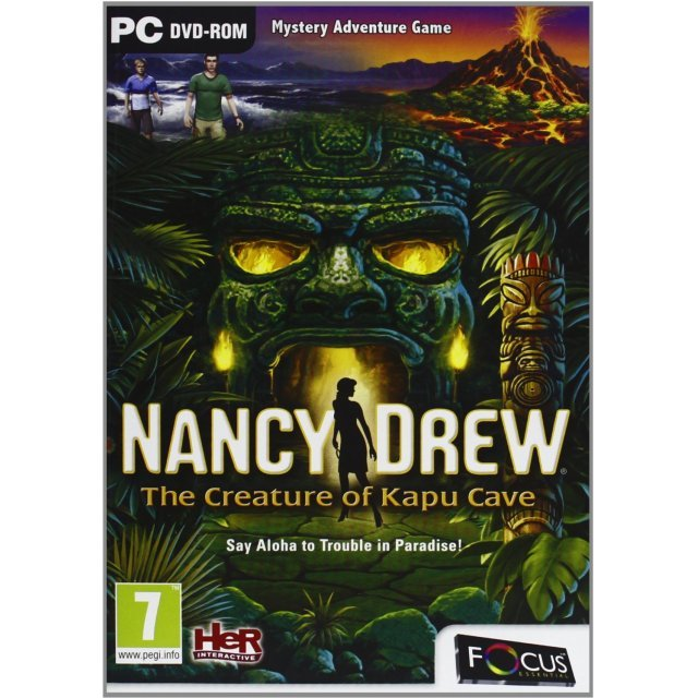 Nancy Drew: The Creature of Kapu Cave (DVD-ROM)