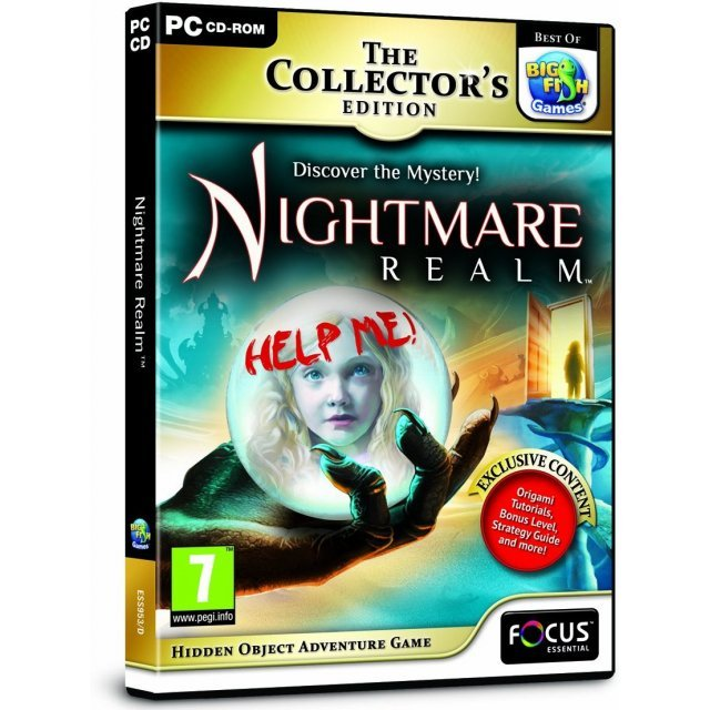 Nightmare Realm (Collector's Edition) (DVD-ROM)