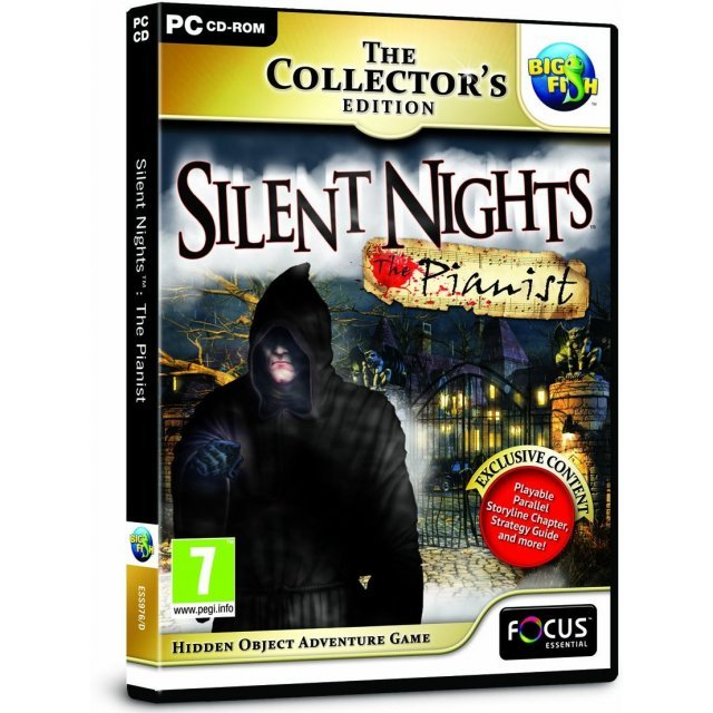 Silent Nights: The Pianist (Collector's Edition) (DVD-ROM)