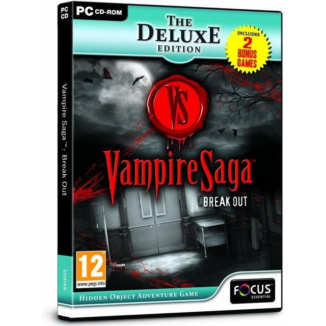 Vampire Saga 3: Break Out (Deluxe Edition) (DVD-ROM)