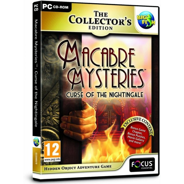 Macabre Mysteries: Curse of the Nightingale (Collector's Edition) (DVD-ROM)