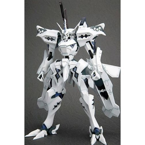 Muv-Luv Alternative Non Scale Pre-Painted Model Kit: Takemikaduchi Type-00A (Re-run)
