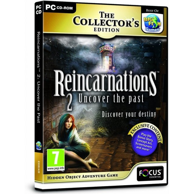 Reincarnations 2: Uncover the Past (The Collector's Edition)