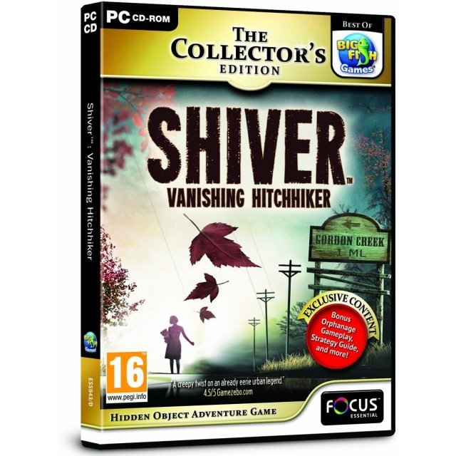 Shiver: Vanishing Hitchhiker (The Collector's Edition)