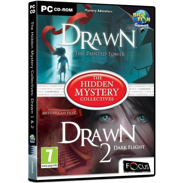 The Hidden Mystery Collectives: Drawn 1 & 2