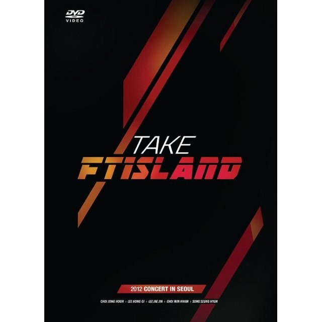 Take Ftisland - 2012 Concert In Seoul