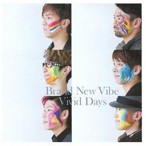 Vivid Days [CD+DVD Limited Edition]