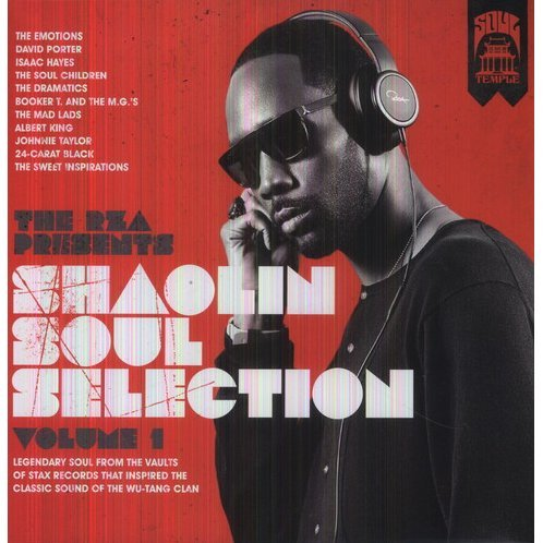 Rza Presents: Vol. 1 - Shaolin Soul Selections