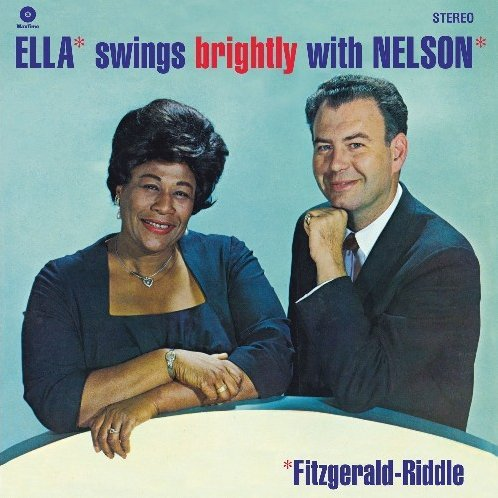 Ella Swings Brightly with Nelson Riddle