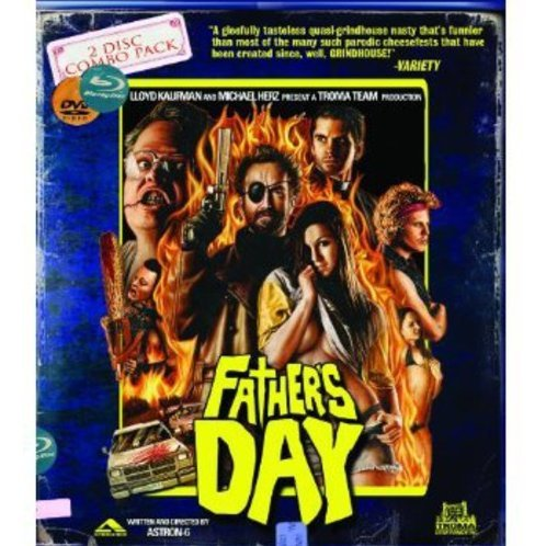 Father's Day [Blu-ray+DVD]