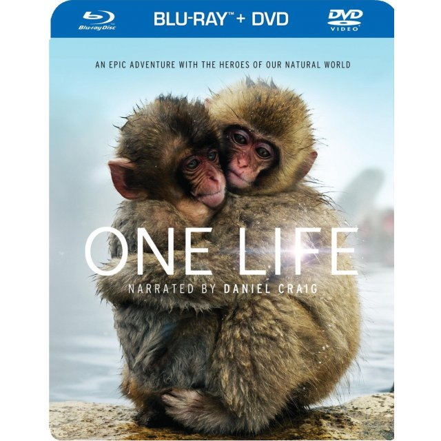 One Life [Blu-ray+DVD]
