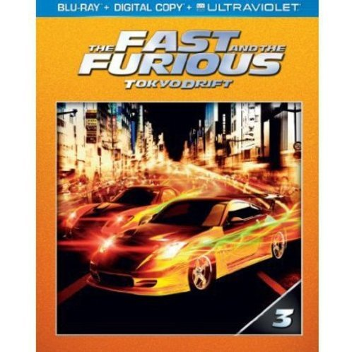 The Fast and the Furious: Tokyo Drift [Blu-ray+Digital Copy+UltraViolet]