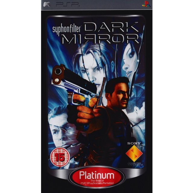 Syphon Filter: Dark Mirror (Platinum)