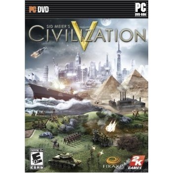 Sid Meier's Civilization V (Chinese Language Version) (Code Only)