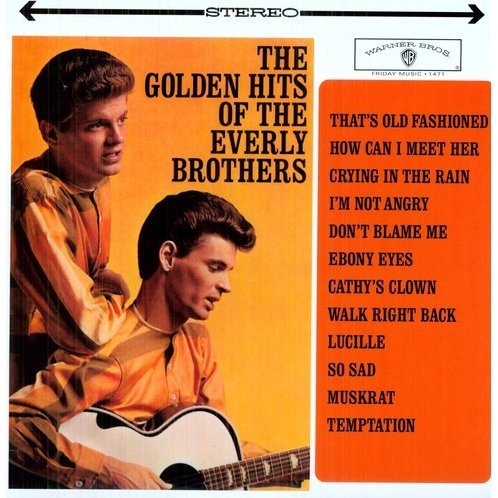 Golden Hits of the Everly Brothers